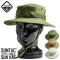 ☆只今10%割引中☆HAZARD4 ハザード4 SUN-TAC TACTICAL/MODULAR SUN HAT (サンテック タクティカル/モジュラー サンハット)