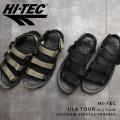 【即日出荷対応】HI-TEC ハイテック ULA TOUR スポーツサンダル ミリタリーファッション【T】