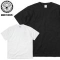 ☆今だけ25%割引中☆【ネコポス便対応】HOUSTON ヒューストン 21702 S/S SUPER HEAVY ポケット Tシャツ 半袖