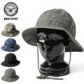HOUSTON ヒューストン 6649 ARMY HAT 4色
