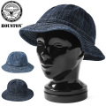 ☆只今10%割引中☆【ネコポス便対応】HOUSTON ヒューストン 6756 WABASH ARMY ウォバッシュ アーミーハット 帽子