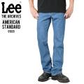 Lee リー 01020 AMERICAN STANDARD 102 ブーツカットジーンズ 淡色ブルー(197)