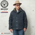 HOUSTON ヒューストン 50992 HOUSTON×Denime 日本製 デニム アルパカ フレンチ デッキジャケット