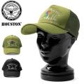 HOUSTON ヒューストン 6683 VIETNAM メッシュキャップ