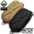 ☆15%OFFセール☆HAZARD4 ハザード4 HATCH MOLLE HARD-POUCH(ハッチ モール ハードポーチ) BLACK/COYOTE