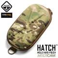 HAZARD4 ハザード4 HATCH MOLLE HARD-POUCH(ハッチ モール ハードポーチ) MultiCam