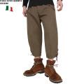 ☆まとめ割☆実物 新品 イタリア軍ギャバジンニッカパンツ