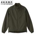 【キャンペーン対象外商品】C.A.B.CLOTHING J.G.S.D.F. ウィンド&フリースジャケット(サイドポケット付き) 6802