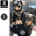★カートで15%OFF割引中★KILONINER キロナイナー モラルパッチ Dog and Cross Bones【Sx】