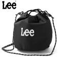 【ネコポス便対応】Lee リー LA0426 巾着ショルダーバッグ