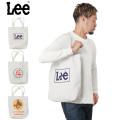 ☆只今10%割引中☆【即日出荷対応】【ネコポス便対応】Lee リー LA0263 ECO BAG トート エコバッグ トートバッグ