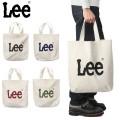 Lee リー QPER60 BIG PRINT TOTE トートバッグ