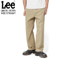 ☆ただいま20%割引中☆Lee リー WORK LINE LM4178-116 CHETOPA WIDE STRAIGHT パンツ