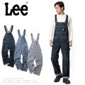 Lee リー LS2024 WORK LINE オーバーオール