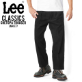 Lee リー  LM4577 CLASSICS CHETOPA TROUSER 175 ブラック