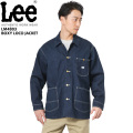 Lee リー AUTHENTIC WORK WEAR LM4803-300 BOXY LOCO ジャケット INDIGO