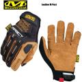 ☆ただいま20%OFF☆【ネコポス便対応】MechanixWear メカニクスウェア Leather M-pact Glove レザーエムパクトグローブ