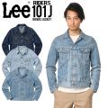 ☆20%OFFセール☆Lee リー RIDERS 101J ライダースジャケット LT0521 USED加工