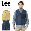Lee リー LT0621 キルティングベスト