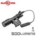SUREFIRE シュアファイア M312 LEDスカウトライト / ウェポンライト 500ルーメン(M312C-BK)【キャンペーン対象外】
