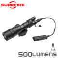 SUREFIRE シュアファイア M322 LEDスカウトライト / ウェポンライト 500ルーメン(M322C-BK)【キャンペーン対象外】