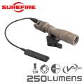 SUREFIRE シュアファイア M322V COMPACT WHITE / INFRARED LEDスカウトライト / ウェポンライト 250ルーメン(M322V-TN)【キャンペーン対象外】