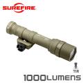 SUREFIRE シュアファイア M600 ULTRA LEDスカウトライト / ウェポンライト 1000ルーメン(M600U-Z68-TN)【キャンペーン対象外】