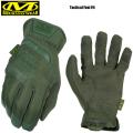 ☆まとめ割引対象☆MechanixWear メカニックスウェア Tactical FAST FIT Glove タクティカル ファーストフィット グローブ OLIVE FFTAB-70