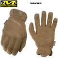 ☆今だけ20%OFF割引中☆【ネコポス便対応】MechanixWear メカニックスウェア Tactical FAST FIT Glove タクティカル ファーストフィット グローブ COYOTE FFTAB-72 手袋 サバゲー サバイバルゲーム