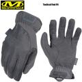 ★ただいま18%OFF割引中★【ネコポス便対応】MechanixWear メカニックスウェア Tactical FAST FIT Glove タクティカル ファーストフィット グローブ WOLF GREY FFTAB-88 手袋