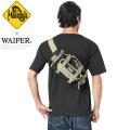 【即日出荷対応】MAGFORCE マグフォース WAIPER別注 MF-0402 Proteus Waistpack BLACK/KHAKI (キャンペーン対象外)