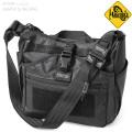 MAGFORCE マグフォース MF-0498 GEMINI SLING BAG ショルダーバッグ BLACK