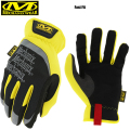 ☆ただいま15%割引中☆【ネコポス便対応】MechanixWear メカニックスウェア FAST FIT Glove ファースト フィット グローブ YELLOW MFF-01 手袋