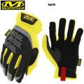 ☆15%OFF割引中☆【ネコポス便対応】MechanixWear メカニックスウェア FAST FIT Glove ファースト フィット グローブ YELLOW MFF-01 手袋