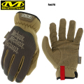 ★ただいま18%OFF割引中★【ネコポス便対応】MechanixWear メカニックスウェア FAST FIT Glove ファースト フィット グローブ BROWN MFF-07 手袋