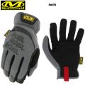 ☆ただいま15%割引中☆【ネコポス便対応】MechanixWear メカニックスウェア FAST FIT Glove ファースト フィット グローブ GREY MFF-08 手袋