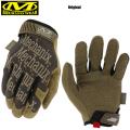 ☆今だけ20%OFF割引中☆【ネコポス便対応】MechanixWear メカニックスウェア Original Glove オリジナル グローブ BROWN MG-07 手袋