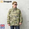 【即日出荷対応】Snugpak スナグパック MML 3  Softie Smock ジャケット MultiCam MADE IN UK【キャンペーン対象外】