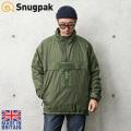 【即日出荷対応】Snugpak スナグパック MML 3  Softie Smock ジャケット OLIVE MADE IN UK【キャンペーン対象外】