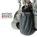 【正規取扱店】MYSTERY RANCH ミステリーランチ ボトルポケット CHARCOAL
