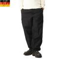 実物 新品 ドイツ軍 ワーク オーバーパンツ BLACK