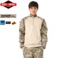【キャンペーン対象外】TRU-SPEC トゥルースペック 1/4 ZIP COMBAT シャツ A-TACS AU