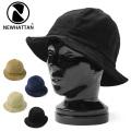 【ネコポス便対応】NEWHATTAN ニューハッタン 1546 CORDUROY TENNIS HAT コーデュロイ テニスハット 帽子
