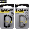 ☆20%OFFセール☆NITE IZE ナイトアイズ STAINLESS SLIDELOCK CARABINER #2