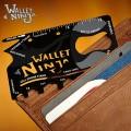 【即日出荷対応】【キャンペーン対象外】【ネコポス便対応】Wallet Ninja ワレット忍者