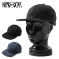 NEW YORK HAT ニューヨークハット 6092 CANVAS SNAP BACK CAP キャンバススナップバックキャップ MADE IN USA