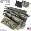 ☆20%OFF割引中☆OTTE GEAR オッテギア OTTEAC001 Utility Pocket Set(ユーティリティ ポケット セット)MADE IN USA
