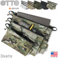 ★今ならカートで15%OFF割引★OTTE GEAR オッテギア OTTEAC001 Utility Pocket Set(ユーティリティ ポケット セット)MADE IN USA