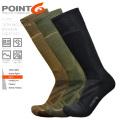★カートで15%OFF割引対象★POINT6 ポイントシックス 37.5 Tactical 10th Mountain Division Light OTC スリークォーターソックス MADE IN USA【Sx】 靴下【T】