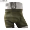 【キャンペーン対象外商品】C.A.B.CLOTHING J.G.S.D.F. 自衛隊 6522 シームレスボクサーパンツ オリーブ/ベージュ
